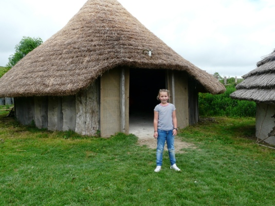 Butser Ancient Celtic Farm - navigating by joy homeschoolers