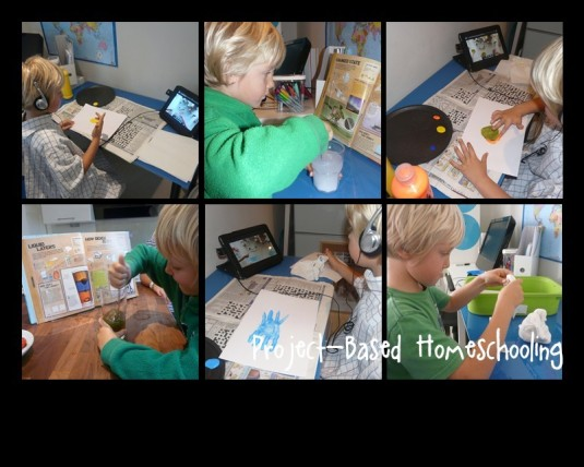 project based homeschooling at navigating by joy
