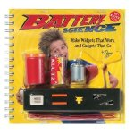 Klutz Battery Science at navigating by joy homeschooling blog