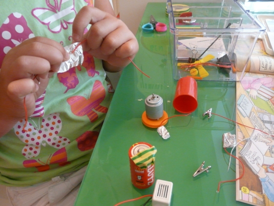 klutz electricity and magnetism kit navigating by joy homeschool