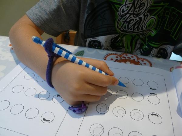 handiwriter - homeschooling dyslexia & dysgraphia at navigating by joy