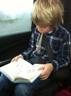 homeschooling dyslexic child - navigating by joy