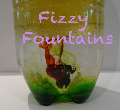 Fizzy fountains
